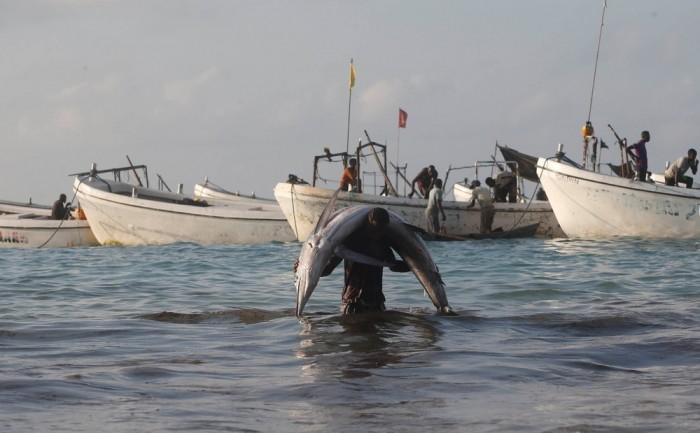 Кадры жизни в Сомали