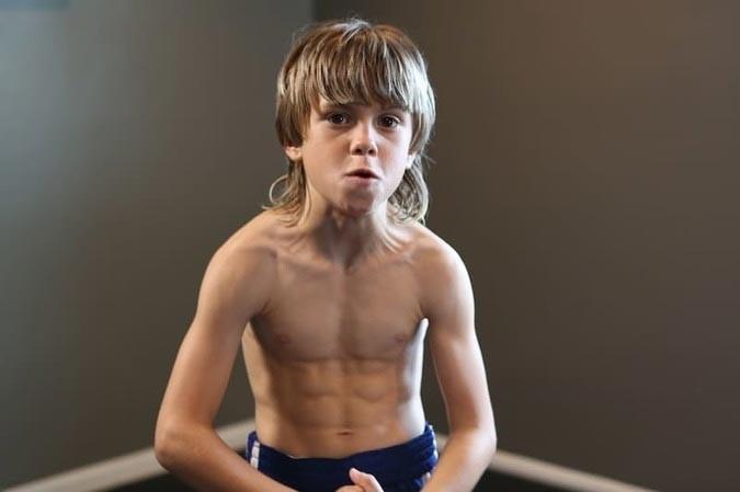 «Дети-бодибилдеры» — новое странное шоу на американском телевидении