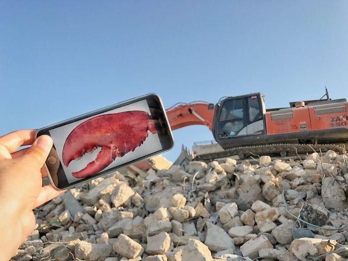 Новый взгляд на мир с помощью телефона