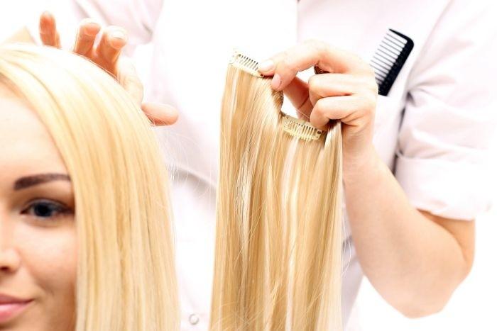 Откуда берутся парики и шиньоны