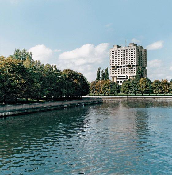 Шедевры советской архитектуры (12 фото)