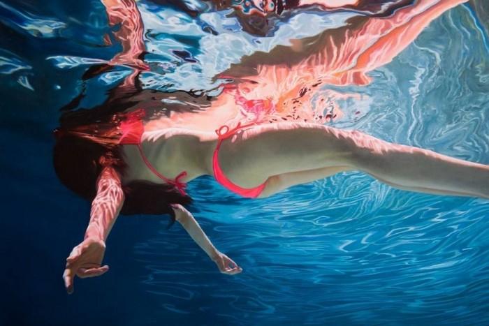 Реалистичные картины Мэтта Стори