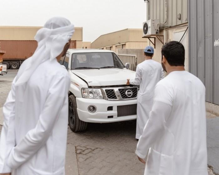 Как развлекаются богатые арабы