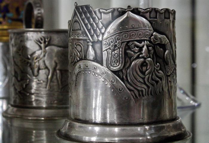 История подстаканника для чая (16 фото)