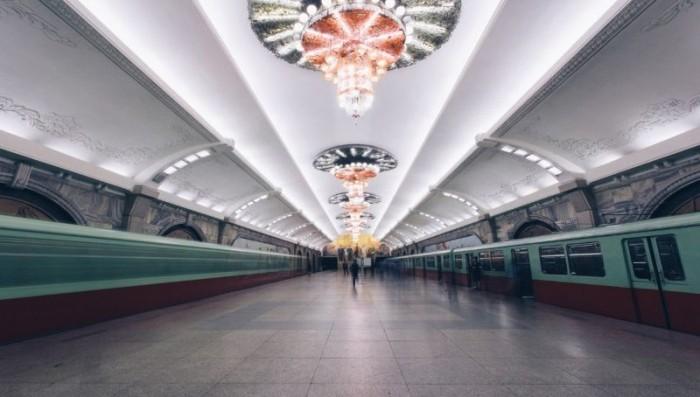 Метро в КНДР