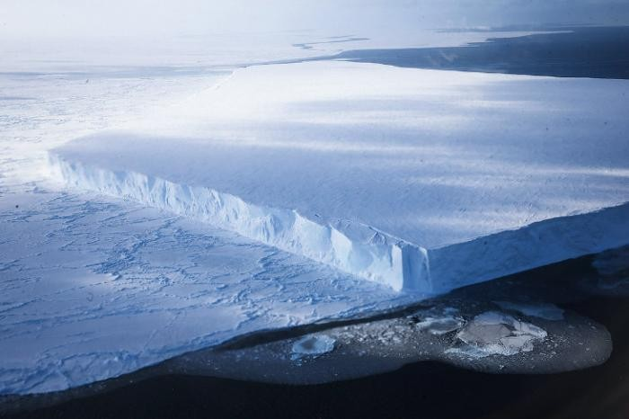 Антарктида с высоты (17 фото)