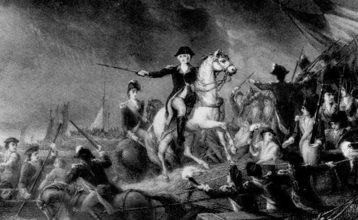 Шторма, которые изменили ход истории (7 фото)