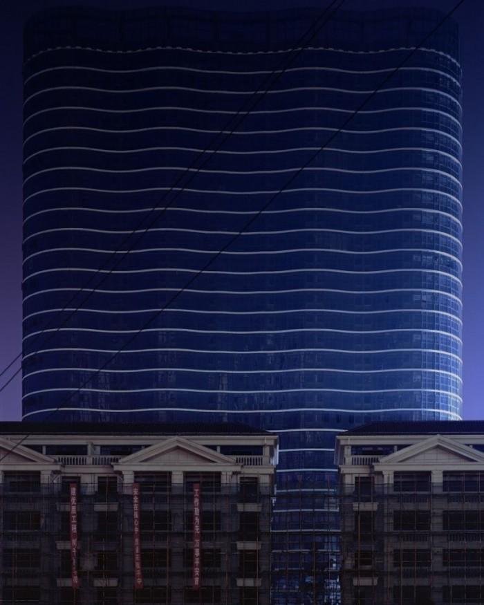 Кангбаши - крупнейший и самый современный в мире город-призрак
