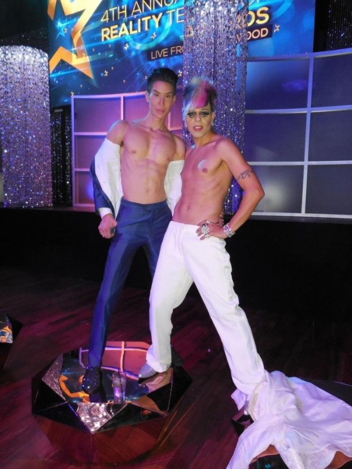 Парад силиконовых уродов на вручении наград звездам реалити-шоу