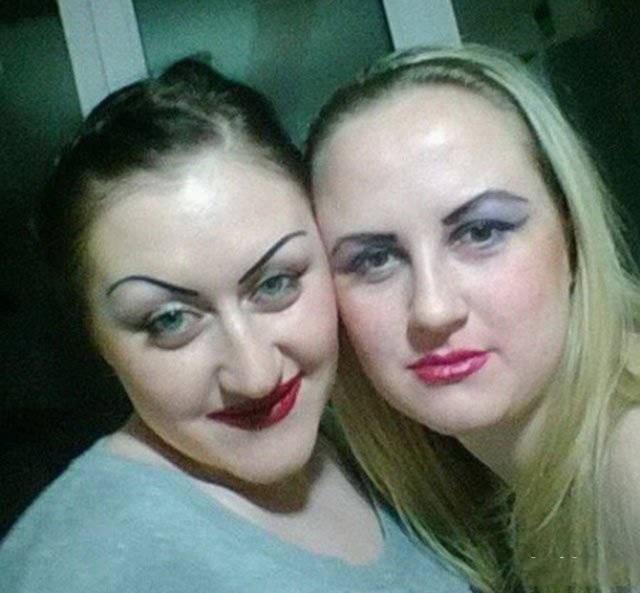 Очередная порция странных фото из соцсетей