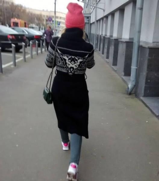 Модники с улиц разных городов мира
