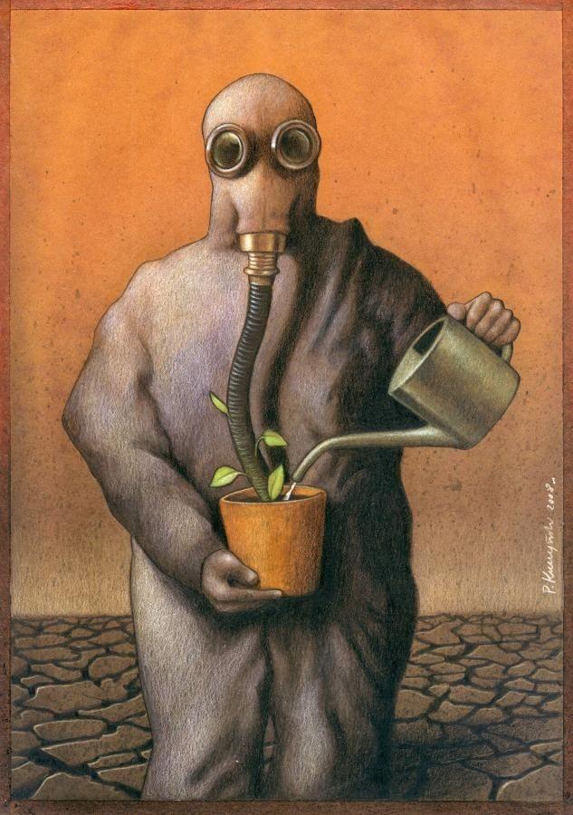 Замечательные иллюстрации Павла Кучинского