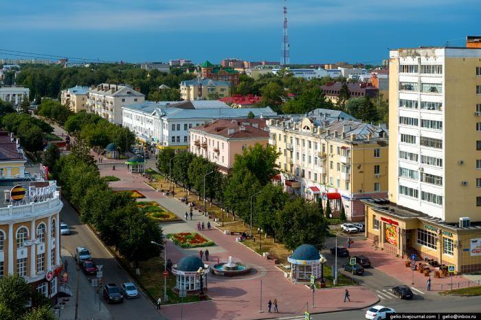 Йошкар-Ола. Единственный город на букву «Й» (44 фото)