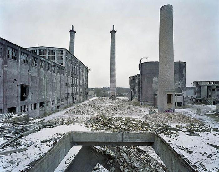 Заброшенные здания в Германии (13 фото)