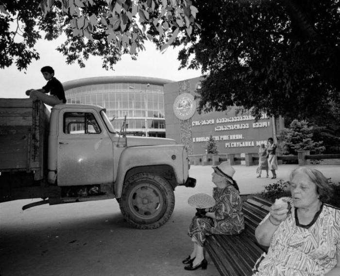 Сочи в 1988 году на фото Карла де Кейзера
