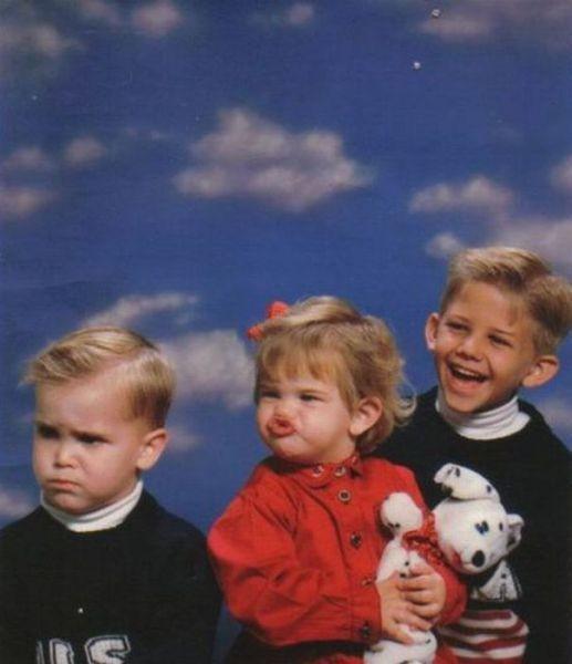 Такие милые детки (23 фото)