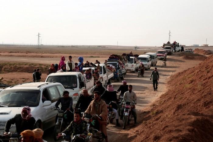 Кадры жизни в Сирии