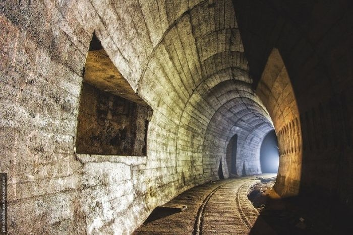 Лагерь дождевого червя - немецкое фортификационное сооружение на западе Польши