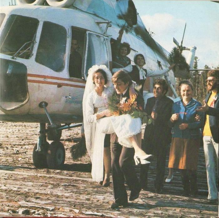 Свадьбы в Сибири (8 фото)