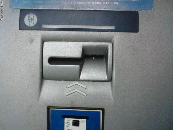 Волшебный банкомат (5 фото)