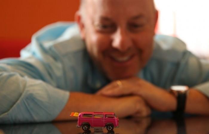 """Коллекция машинок """"Hot Wheels"""", оцененная в миллион долларов"""
