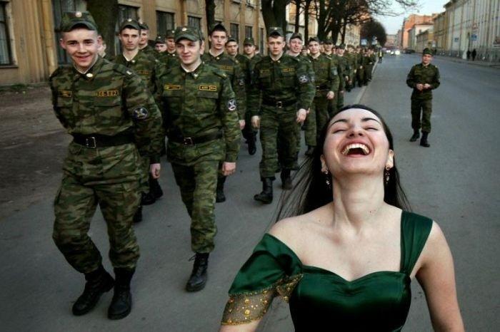 Зрелищные уличные снимки фотографа Александра Петросяна