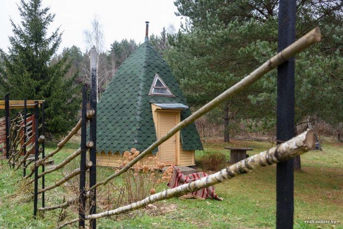 Как жительница Минска решила вопрос с дачным домиком