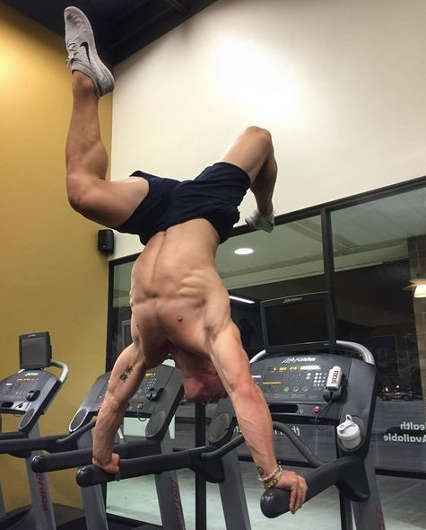 Отличная мотивация от американской фитнес-пары (15 фото)