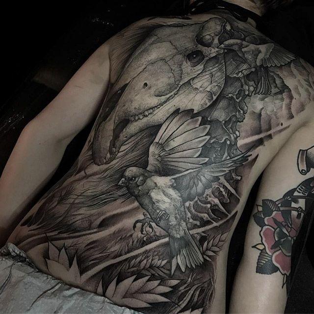Достойные татуировки