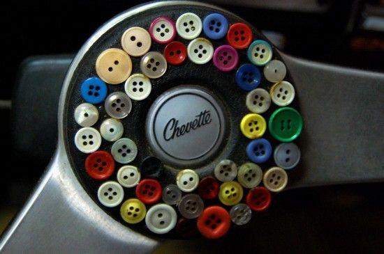 Король кнопок (6 фото)
