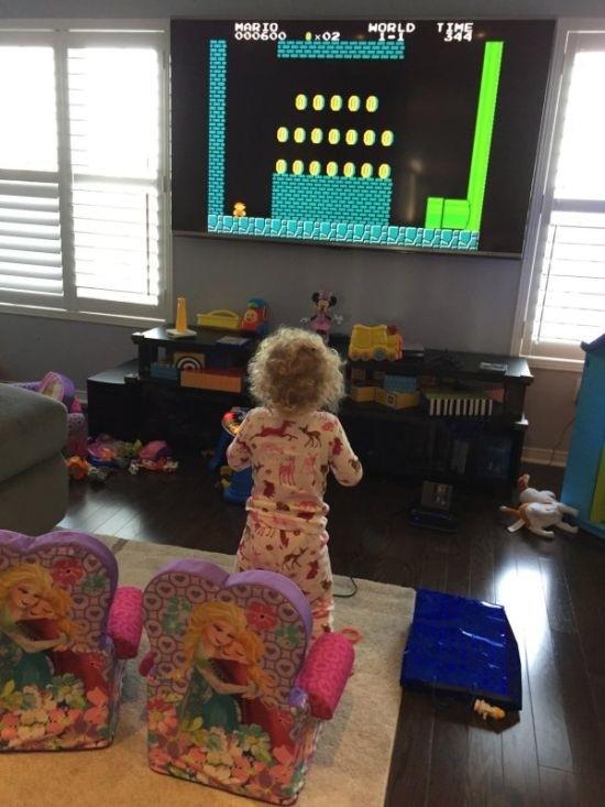 Любителям компьютерных игр посвящается