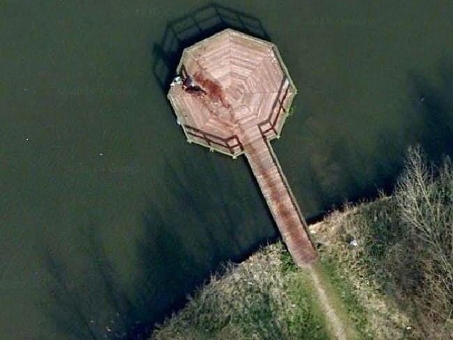 15 преступлений, разгаданных с помощью Google Earth
