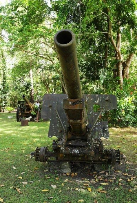 Отголоски Второй мировой на островах Тихого океана
