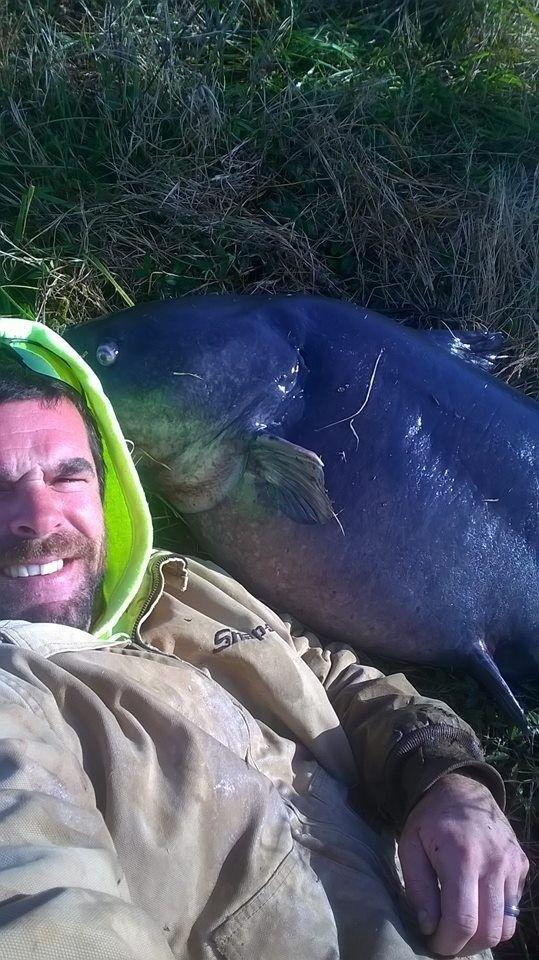 Сом весом 51 кг - улов, которым стоит похвастаться