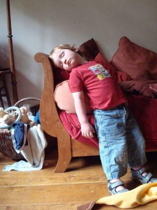 Спящие дети (20 фото)