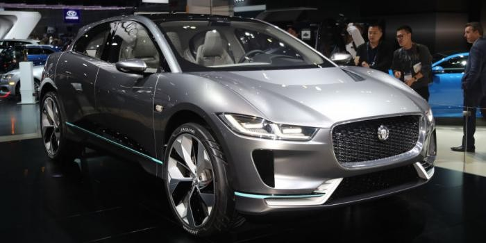 10 новых автомобилей с Лос-Анджелесского автошоу (10 фото)