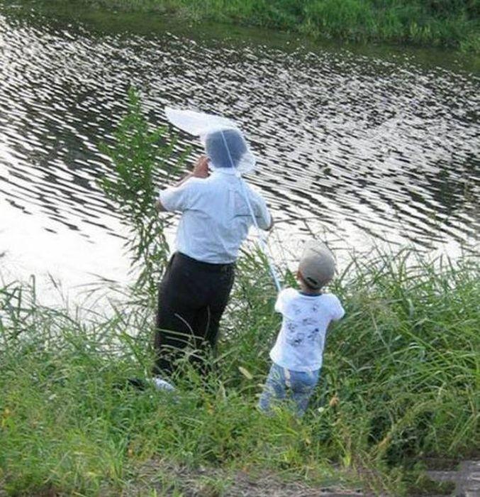 Рыбалка и юмор