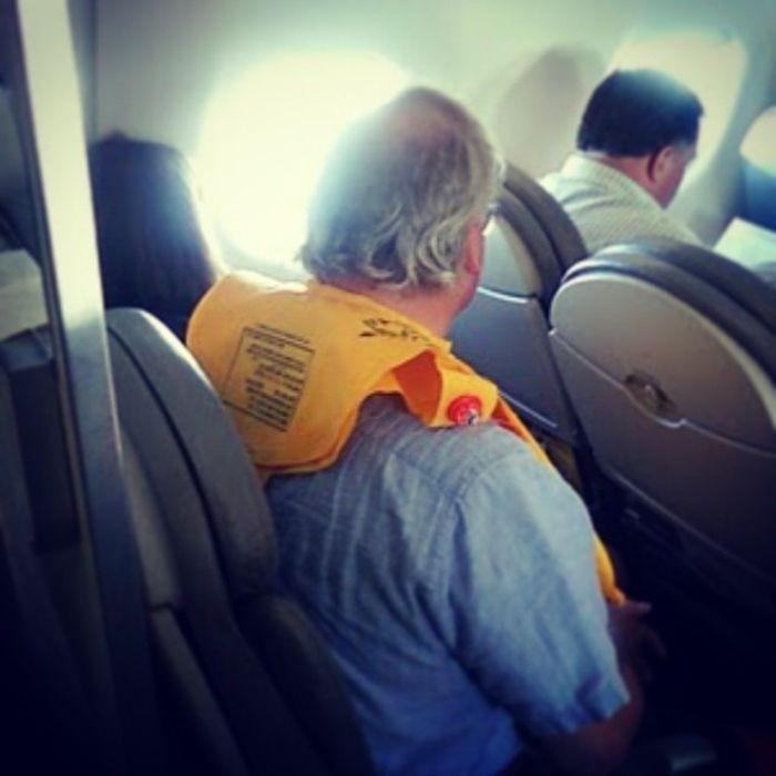 Странные пассажиры самолетов