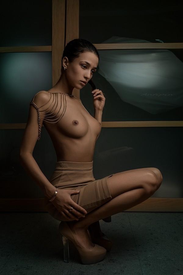 Девушки на снимках Дениса Антипина