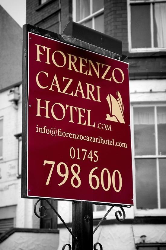 Худший отель Британии — Fiorenzo Cazari