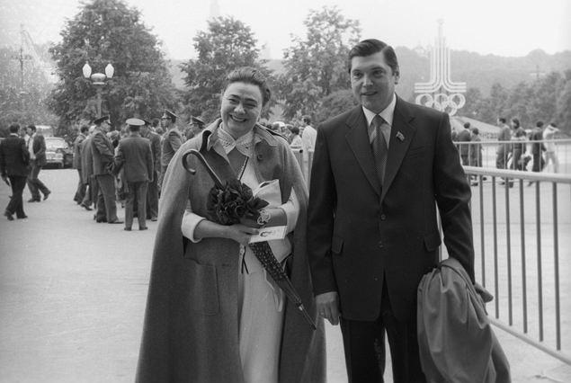 Семейные тайны генсека Брежнева (15 фото)