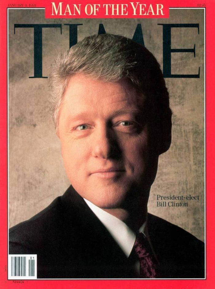 Все обложки журнала Time за последние 30 лет