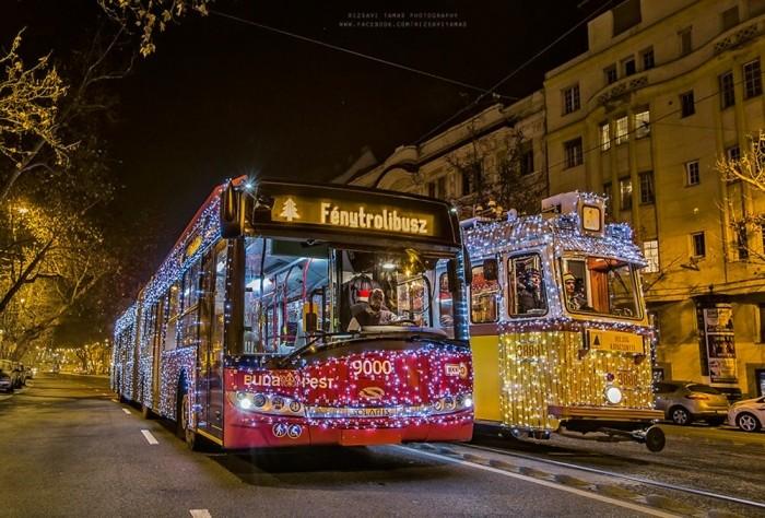 Праздничный Будапешт