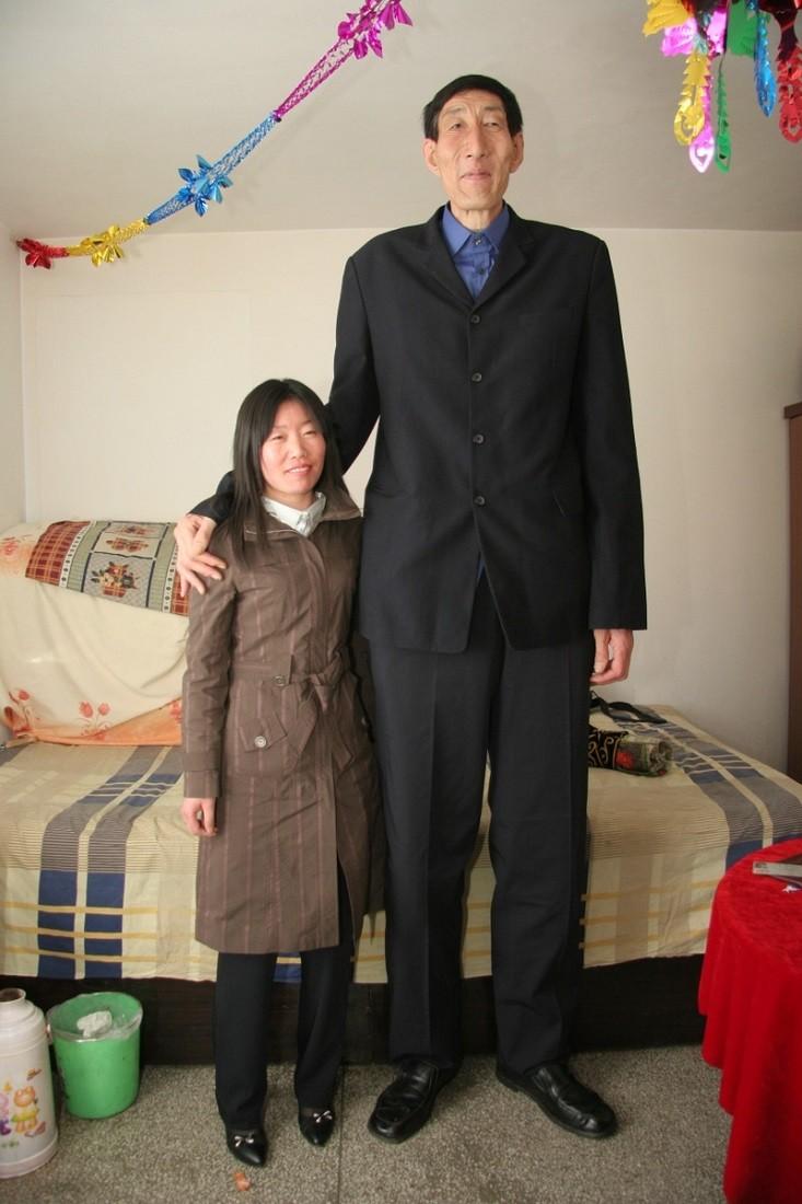 10 самых высоких людей в мире