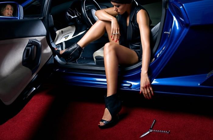 Красочные и сексуальные снимки Шона Дюфрена
