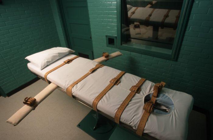 В США повторно казнят осужденного