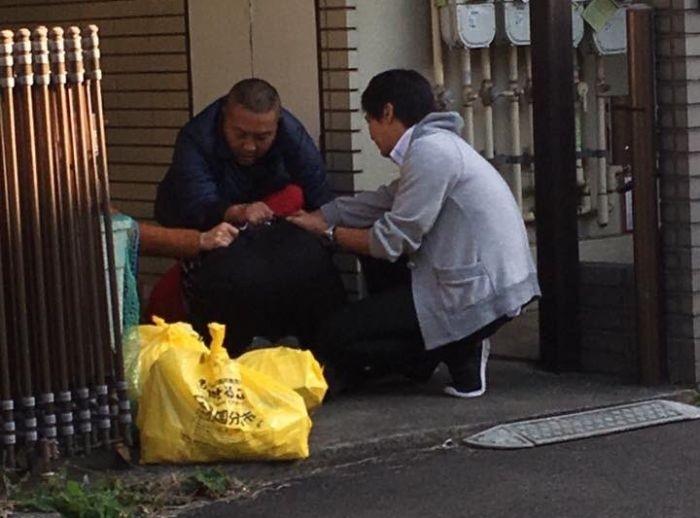 Как работают экстренные службы Японии