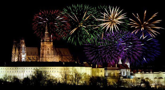 Города для встречи Нового года (10 фото)