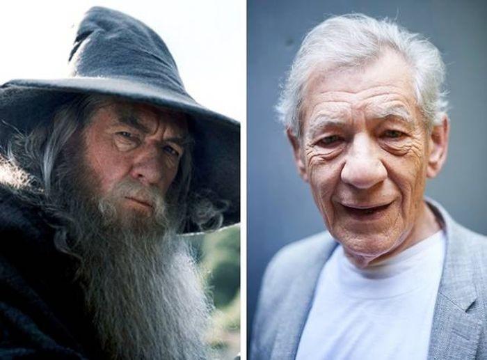 Актеры «Властелина колец» 15 лет спустя