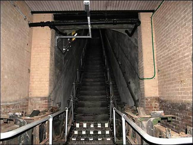 Подземный город холодной войны (71 фото)